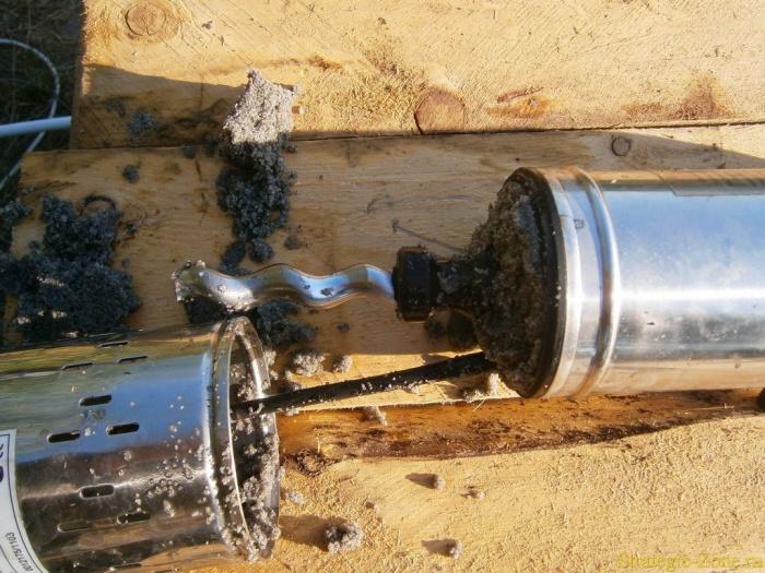 Почему глубинный насос плохо качает воду
