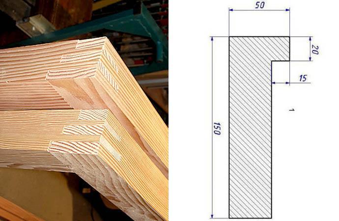 Как сделать окно из дерева