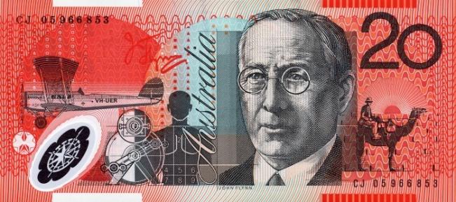 20 австралийских долларов ат про