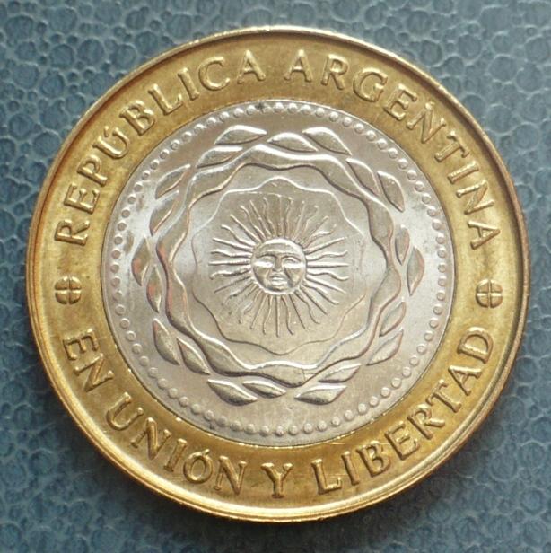 1 песо аргентинский в рублях монеты кнр