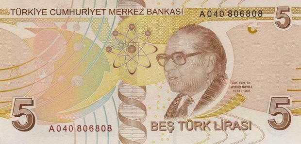 турецкая лира