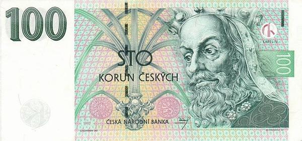 Чешская крона фото монеты разных стран