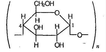 Полисахариды Целлюлоза