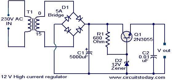 Схема адаптера ue05l1