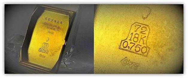 Золото 750 пробы. c54205b4d77
