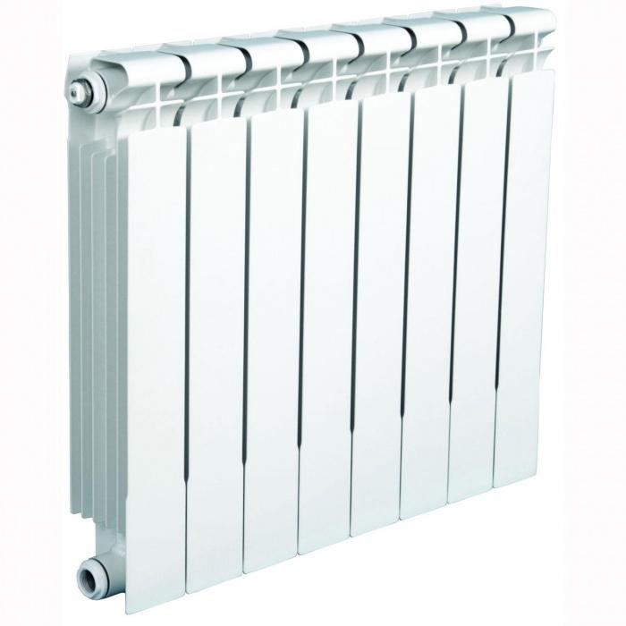 Характеристики биметаллических радиаторов.
