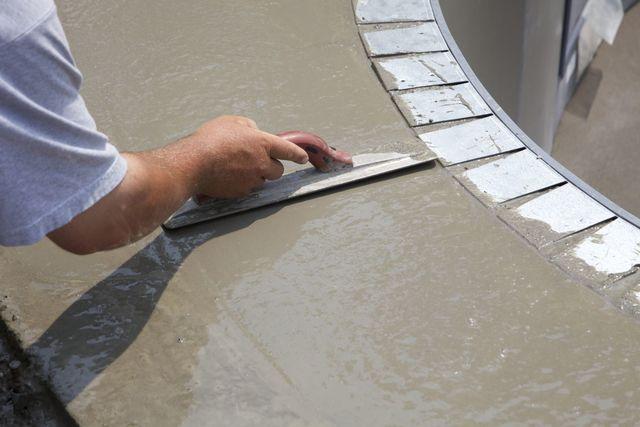 бетон своими руками пропорции