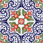 Виды керамической плитки Фаянс