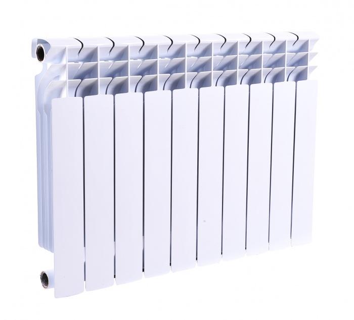 Характеристики алюминиевых радиаторов.