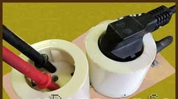 как измерить силу тока электроприбором