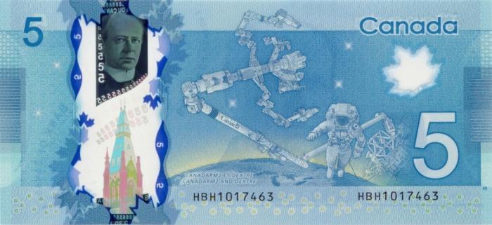 5 канадских долларов 3 копеек 1976 года цена