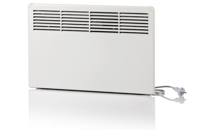 Характеристики электрических радиаторов.