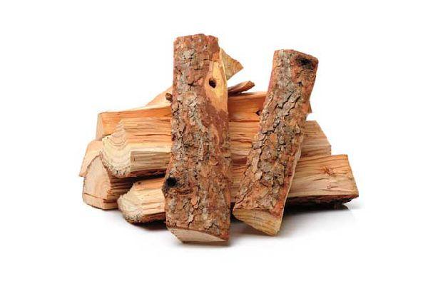 Дрова из хвойной древесины